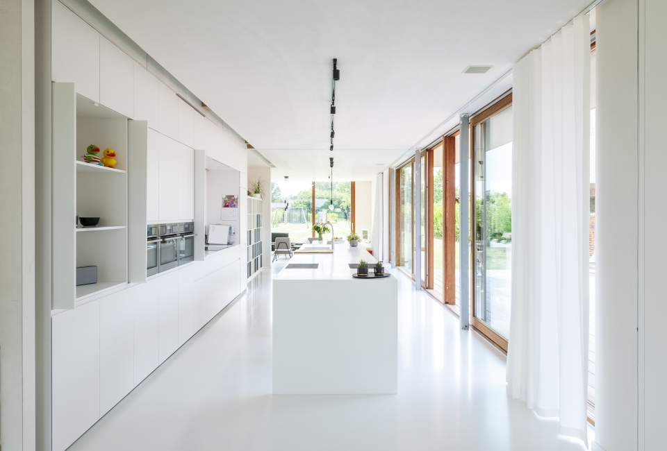 Interieur ki trant architecten